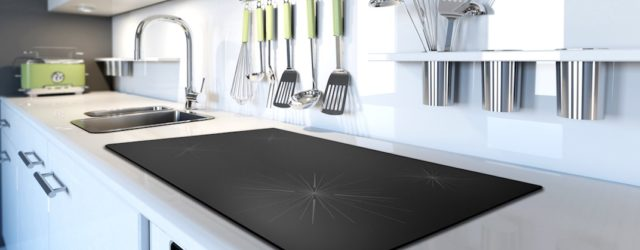 Glass ceramic cooktop with timeless KeraSlate™ by EuroKera. i